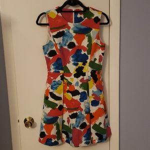 Multicolored Kate Spade dress